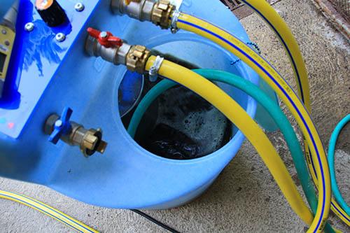 Preventivi estivi sui lavaggi impianto